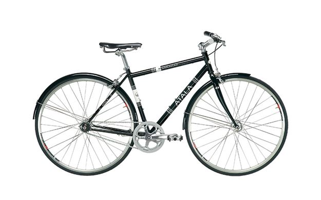 Picture of Bicicletta fixed Atala Manhattan Uomo scatto fisso