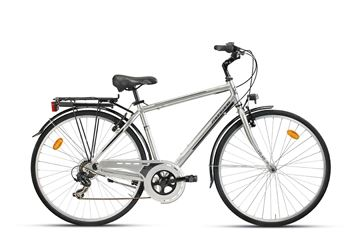 "Immagine di Montana Bluecity 925 Uomo 7v city bike 28"" v-brake 2018"