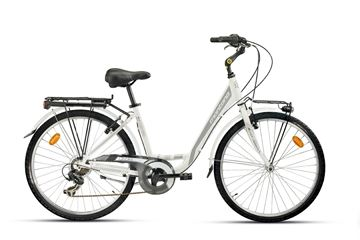"Immagine di Montana Ayda 626 Donna 7v city bike 26"" v-brake 2018"