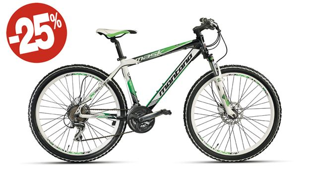Bicicletta Mtb Montana Mask 936 D 26 Disco 21v Mountain Bike Alu 2013