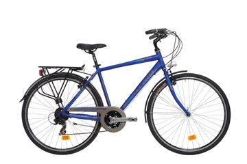"Picture of Atala Discovery S Uomo 21v city bike 28"" v-brake 2015"
