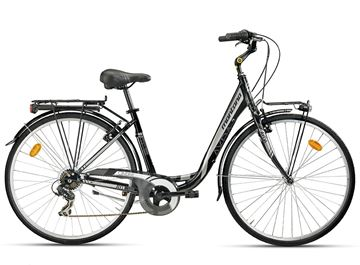 "Immagine di Montana Ayda 628 Donna 7v city bike 28"" v-brake 2018"