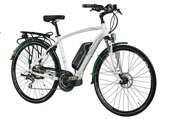 "Picture of Vektor Enjoy Uomo 28"" 8v bici elettrica Shimano 418W e-bike 2019"