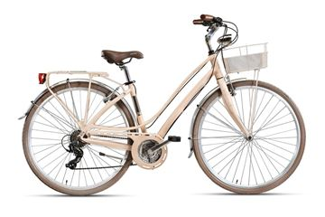 "Immagine di Montana Lunapiena 1930 Donna 21v city bike 28"" v-brake 2019"