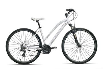 "Picture of Montana X-Cross 950 21v Donna 28"" bici trekking v-brake alluminio 2018"