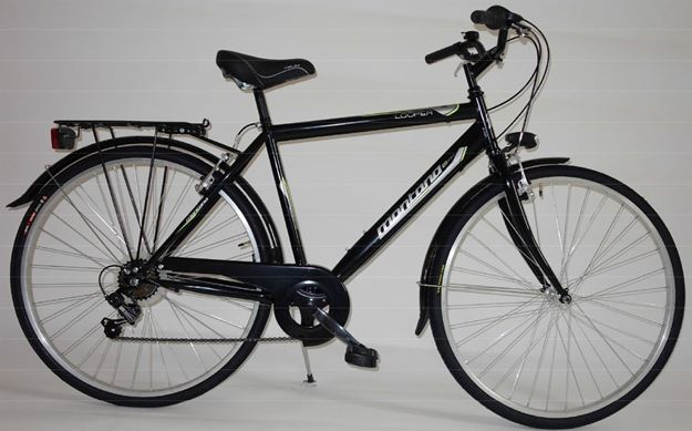 "Picture of Montana Paris Uomo 6v city bike 28"" v-brake 2019"