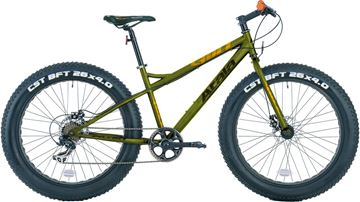 "Immagine di Atala Bull 26"" bici fat bike 7v 2019"