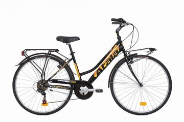 "Immagine di Atala Gaia Donna 6v city bike 26"" v-brake"