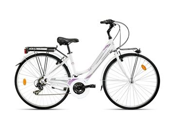 "Immagine di Montana Bluecity 925 Donna 7v city bike 28"" v-brake 2018"