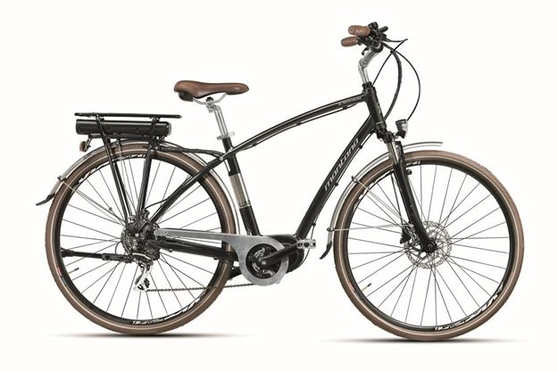 Picture of Montana E-Lunapiena 8v Uomo 417 Wh e-bike 2020