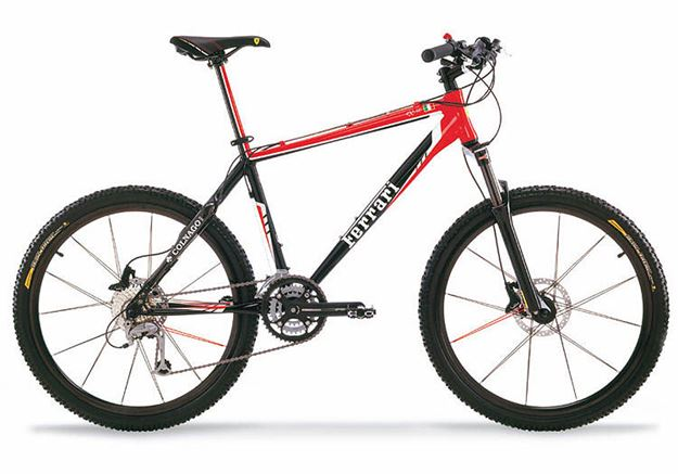 Picture of Colnago Ferrari CX 50 mtb 3x9 26""