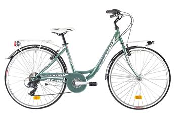 "Immagine di Atala Airone Donna 7v city bike 26"" v-brake 2018"
