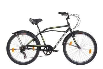 "Immagine di Atala Cruiser Uomo 6v city bike 26"" 2020"