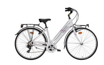 "Immagine di Montana Bluecity bici Donna 21v city bike 28"" 2019"