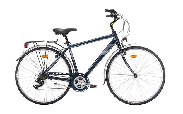 "Picture of Montana Bluecity Uomo 21v city bike 28"" 2020"
