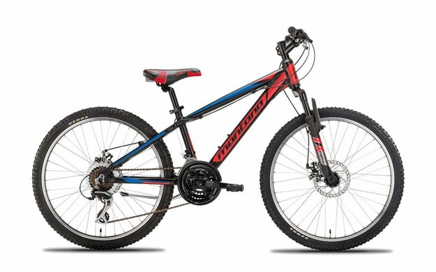 "Picture of Montana Spidy 924-D bici mtb 24"" disco 21v 2021"