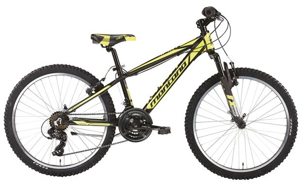 """Picture of Montana Spidy 924 mtb 24"""" front 21v 2021"""