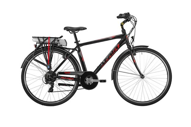 "Picture of Atala E-Run 300 Uomo bici elettrica 28"" e-bike 2019"
