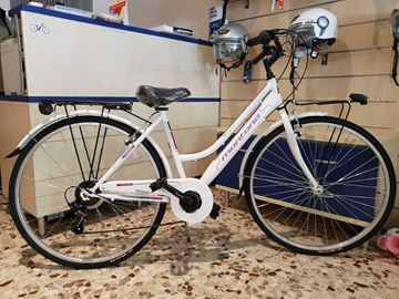 "Immagine di Montana Paris Donna 6v city bike 28"" v-brake 2019"