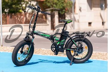 "Picture of Reset Redwood 250w fat bike elettrica 20"" pieghevole"