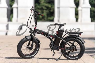 Picture of Vedra Beat S 750w fat bike elettrica 20""