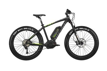 Immagine di Whistle Bison GEN2 e-fat bike elettrica 10v Bosch 500W 2020