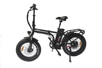 Yesbike Urban Advance fat bike elettrica