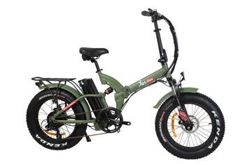 Picture of Yesbike Urban Sport Light 250w fat bike elettrica 2020