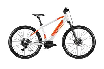 Mountain bike elettrica Whistle B-Race con motore Am80 e batteria integrata