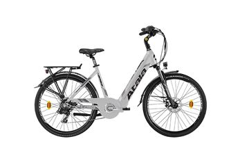 "E-bike Atala da donna ruota 26"" batteria integrata e freni a disco"