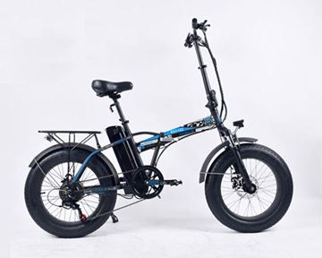 Fat bike Bike Mobile 250W